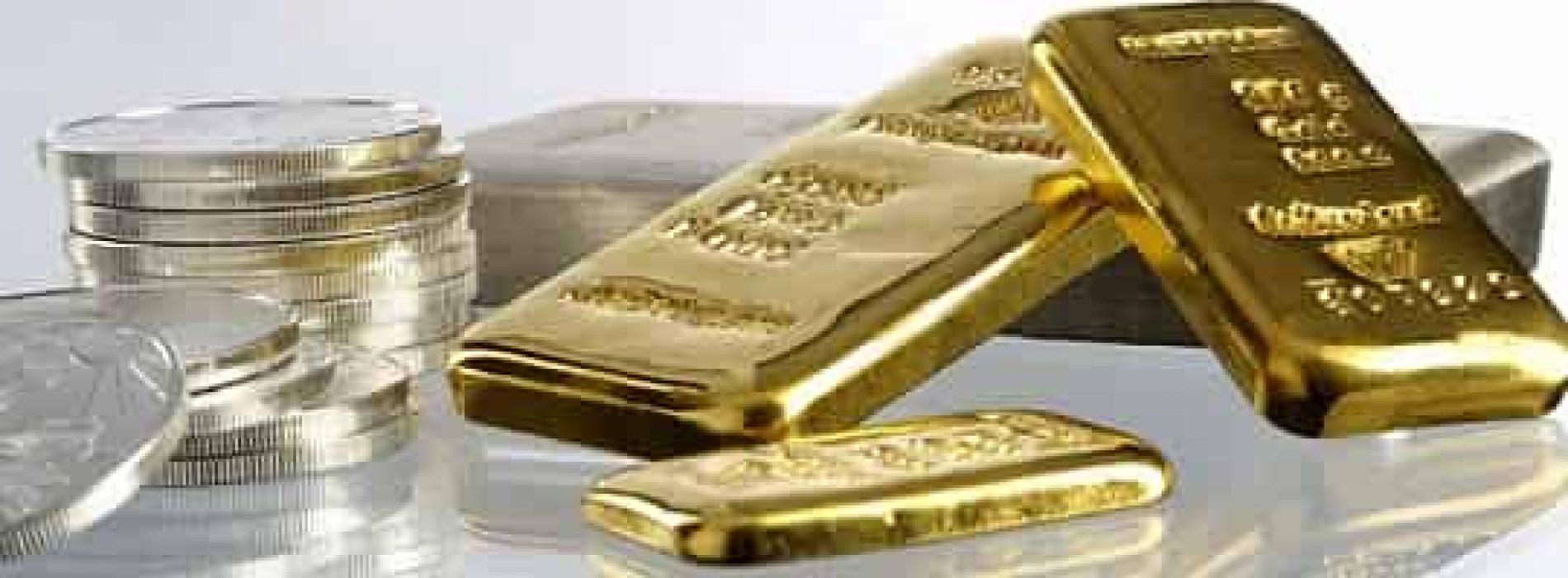 Hvordan investerer du i gull?