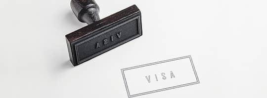I hvilke land trenger man visum?